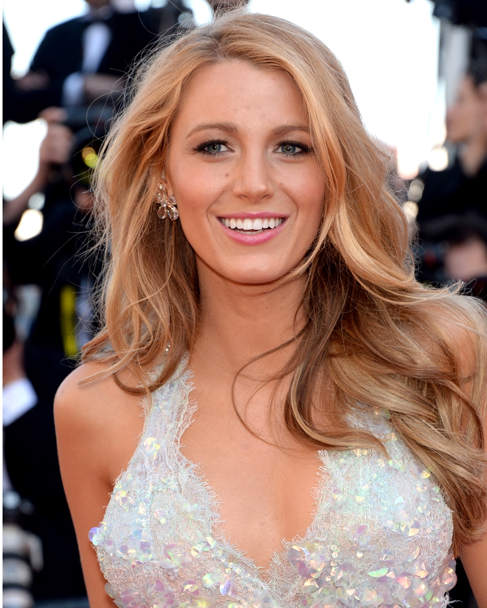 Blake Lively - Slight Wave - Celebrity Custom Lace Wig