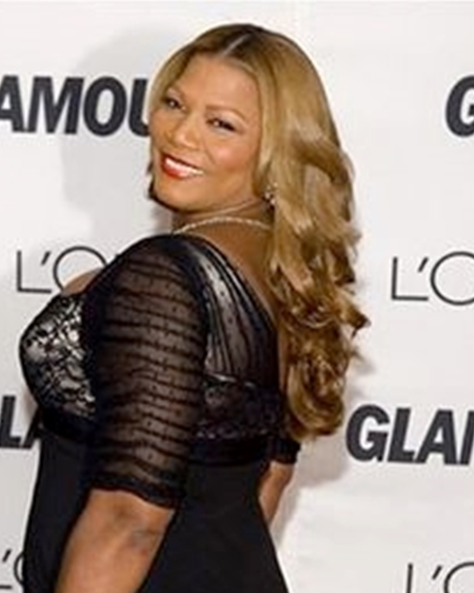 Queen Latifah Wavy Celebrity Custom Lace Wig Lace Frenzy Wigs
