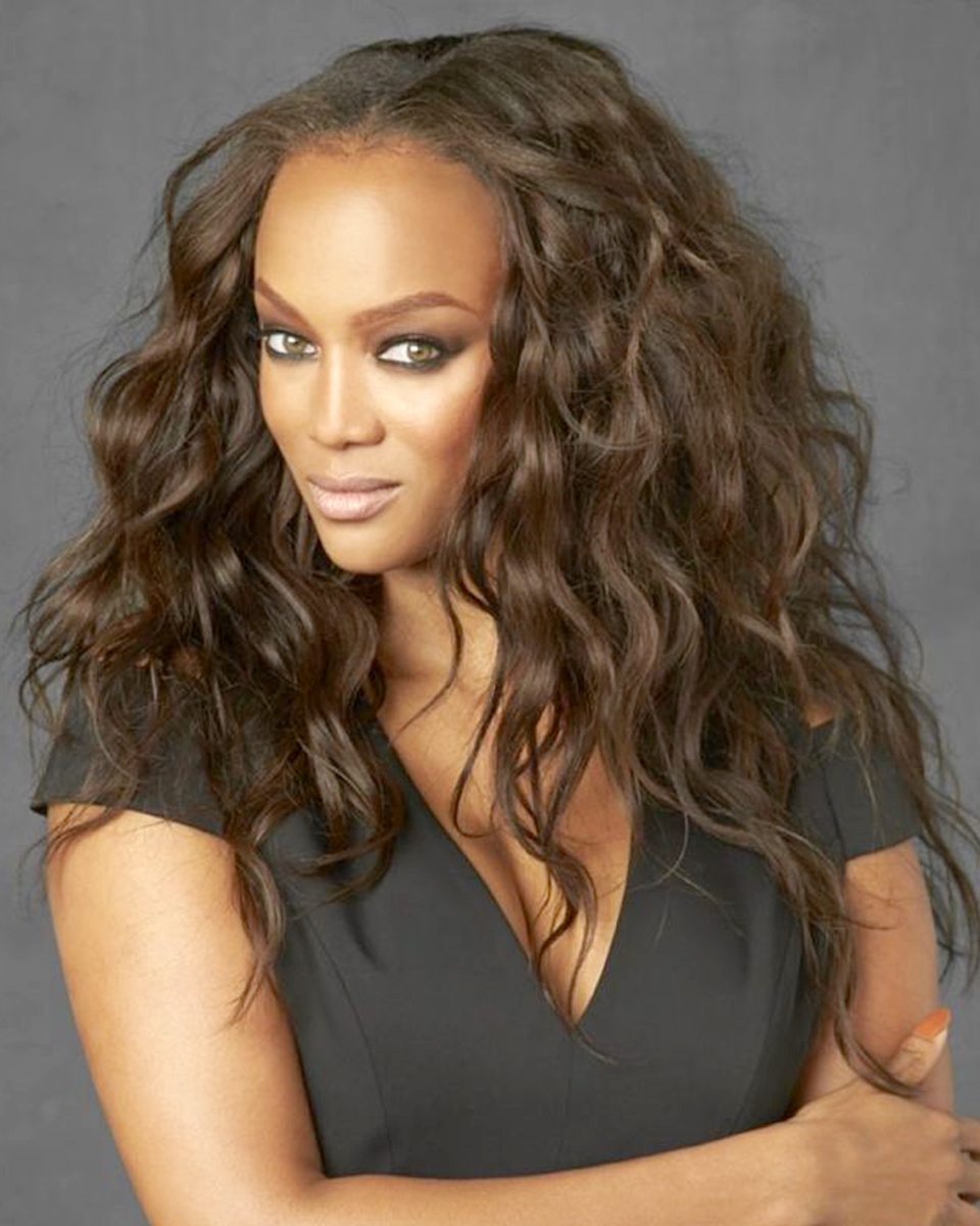 Tyra Banks Curly Hair Hair Color Ideas And Styles For 2018