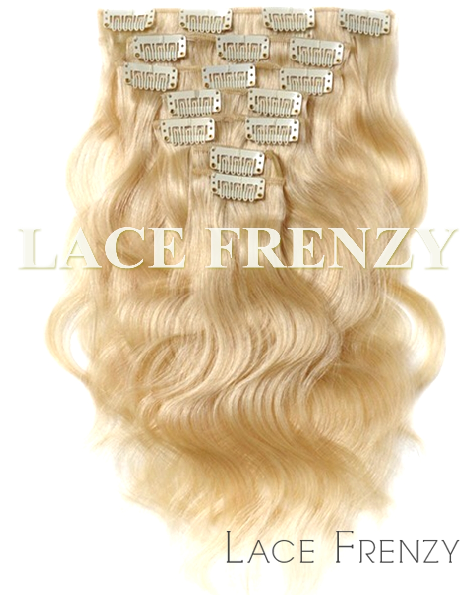 Clip In Hair Extensions Lace Frenzy Wigs And Hair Extensions