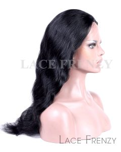 Malydia- Body Wave-Virgin Human Hair- Full Lace Wig w/Thin Skin