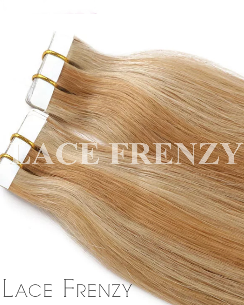 Taking Care Of Tape In Hair Extensions Lace Frenzy Wigs And Hair