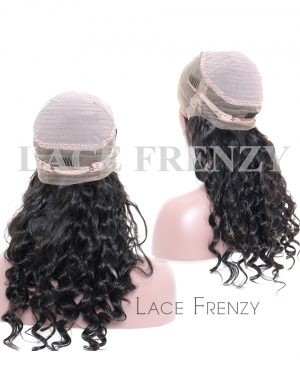 Indian Remy Human Hair - Loose Wave - 360 Frontal Wig