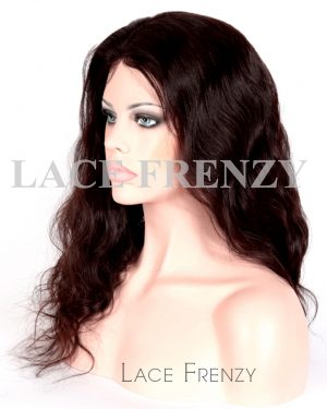 Jone- Natural Straight - Malaysian Virgin Hair - Glueless Lace Wig