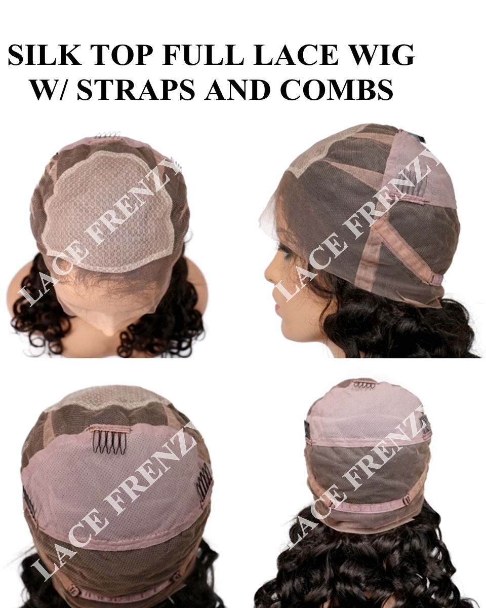 Cap Construction Lace Frenzy Wigs Amp Hair Extensions