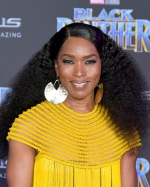 Angela Bassett - Kinky Wave - Custom Celebrity Lace Wig