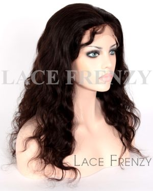 Kelsey - Natural Wave - Virgin Human Hair Silk Top Full Lace Wig