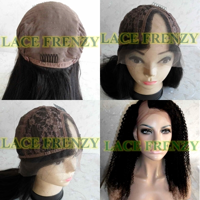 Cap Construction - Lace Frenzy Wigs & Hair Extensions