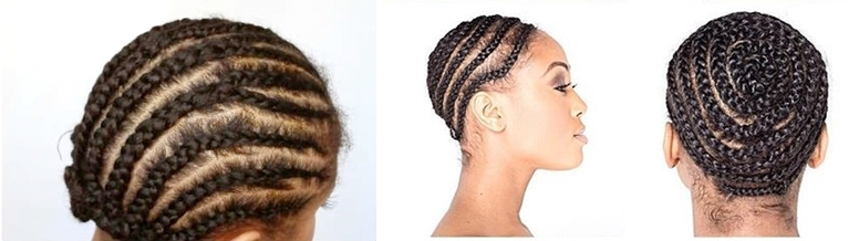 Why It's Good To Change Your Braiding Pattern Before Your Next Bundle or Lace Wig Install